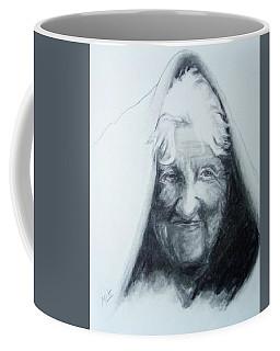 Old Woman Coffee Mug