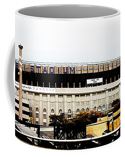 Old Yankee Stadium Coffee Mug