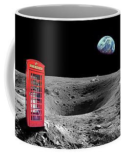 On Moon Coffee Mug