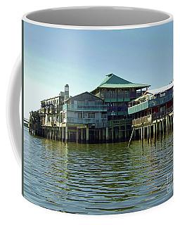On The Gulf Coffee Mug