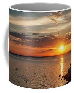 On The Sea Coffee Mug