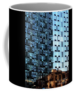 Coffee Mug featuring the photograph On The Sunny Side Of The Street by Rick Locke