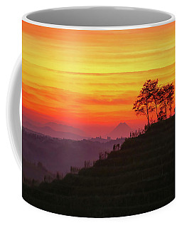 On The Viewpoint Coffee Mug