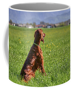 On The Watch Coffee Mug