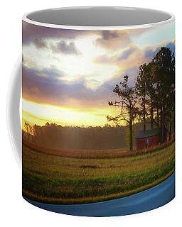 Onc Open Road Sunrise Coffee Mug