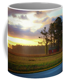 Onc Open Road Sunrise Coffee Mug