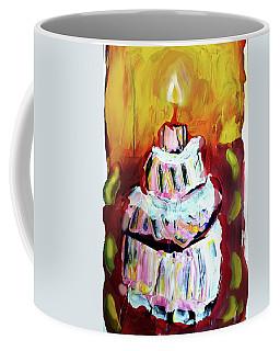 One Candle Coffee Mug