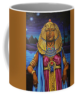 One Night Over Egypt Coffee Mug