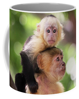 One Of Those Days When You Just Can't Seem To Get The Monkey Off Your Back Coffee Mug