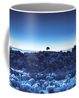 One Tree Hill - Blue Coffee Mug