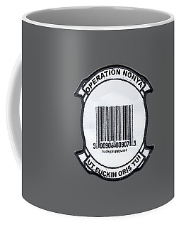 Operation Nonya Coffee Mug