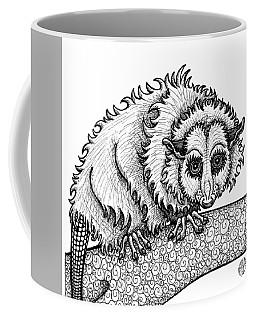 Opossum Coffee Mug