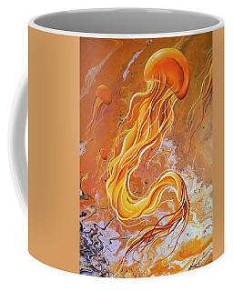 Orange Jelly Coffee Mug