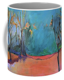 Orange Lake Coffee Mug