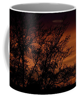 Orange Morning Coffee Mug