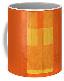 Orange Paper I Coffee Mug