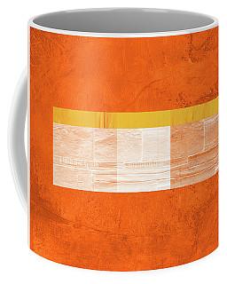 Orange Paper IIi Coffee Mug