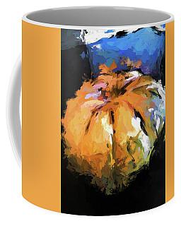 Orange Pumpkin Coffee Mug