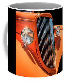 Orange Vision II Coffee Mug