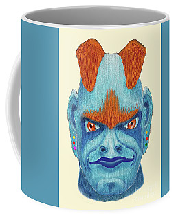 Orbyzykhan The Great Coffee Mug