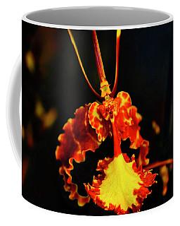 Orchid Study Four Coffee Mug