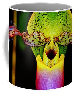 Orchid Study One Coffee Mug