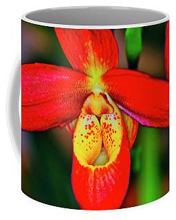 Orchid Study Seven Coffee Mug