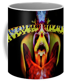 Orchid Study Six Coffee Mug