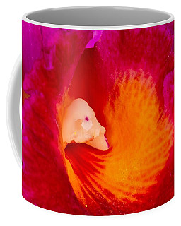 Orchid Vortex 458 Coffee Mug