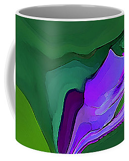 Orchids And Emeralds Coffee Mug