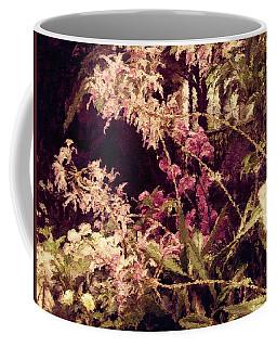 Orchids In The Atrium Coffee Mug