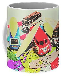 Ornamenting Hawaii Coffee Mug