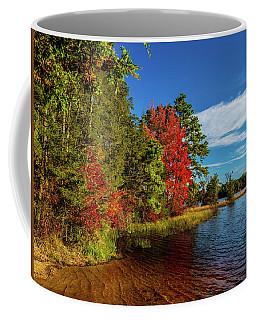 Oswego Lake Pinelands Coffee Mug