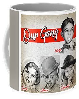 Our Gang Coffee Mug