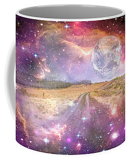 Our Place In The Universe Coffee Mug