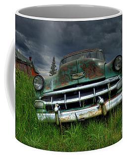 Out To Pasture Coffee Mug
