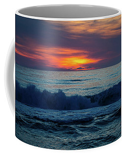 Coffee Mug featuring the photograph Outer Banks Sunrise by Lora J Wilson