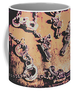 Outlaw Frontiers Coffee Mug