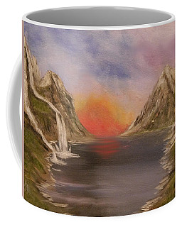 Outpouring Of Hope Coffee Mug