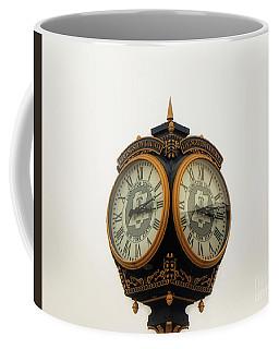 Outside Timepiece Coffee Mug
