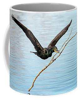 Over-achieving Cormorant Coffee Mug