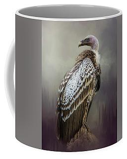 Over Her Shoulder Coffee Mug