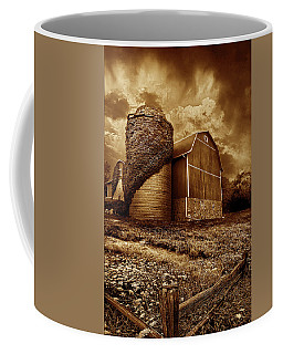 Over Time Coffee Mug