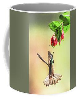 Overhead Coffee Mug