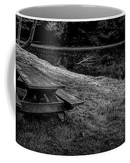 Overlooking The Sugar River Coffee Mug