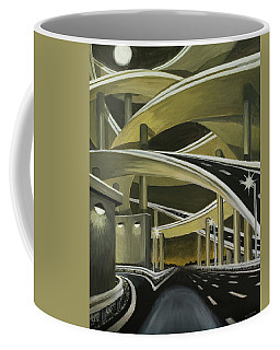 Overpassed 16 X 20 Coffee Mug