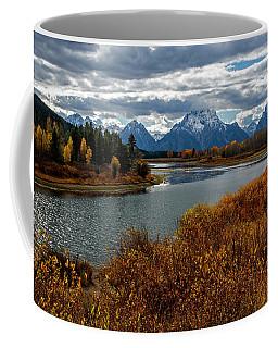 Oxbow Bend Coffee Mug