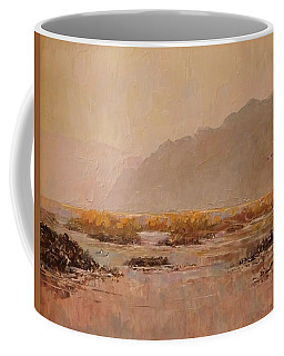 Oyster Beds Emerging Coffee Mug