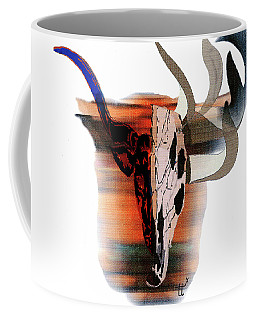 Pablo's Cow Coffee Mug