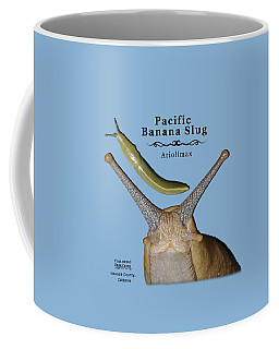 Pacific Banana Slug Coffee Mug